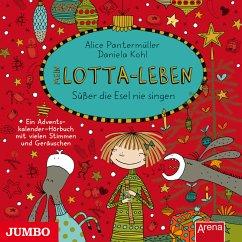 Mein Lotta-Leben. Süßer die Esel nie singen (MP3-Download) - Pantermüller, Alice