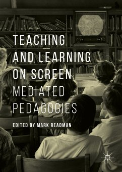 Teaching and Learning on Screen (eBook, PDF)