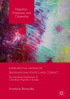 International Migration, Transnational Politics and Conflict (eBook, PDF)