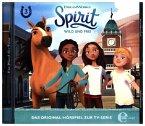 Spirit, wild und frei - Ein Pferd für Turo, 1 Audio-CD