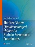 The Tree Shrew (Tupaia belangeri chinensis) Brain in Stereotaxic Coordinates (eBook, PDF)