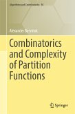 Combinatorics and Complexity of Partition Functions (eBook, PDF)