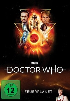 Doctor Who - Fünfter Doktor - Feuerplanet DVD-Box - Davison,Peter/Strickson,Mark/Bryant,Nicola/+