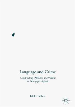 Language and Crime (eBook, PDF)