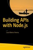 Building APIs with Node.js (eBook, PDF)