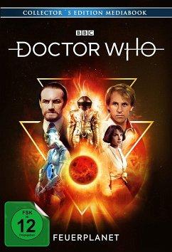 Doctor Who - Fünfter Doktor - Feuerplanet Limited Mediabook - Davison,Peter/Strickson,Mark/Bryant,Nicola/+