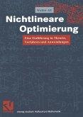 Nichtlineare Optimierung (eBook, PDF)