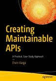 Creating Maintainable APIs (eBook, PDF)