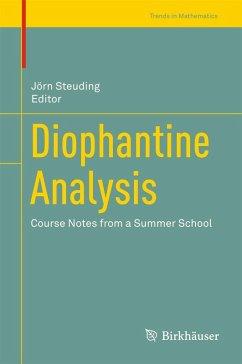Diophantine Analysis (eBook, PDF)