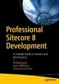 Professional Sitecore 8 Development (eBook, PDF)
