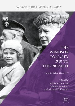 The Windsor Dynasty 1910 to the Present (eBook, PDF)