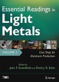 Essential Readings in Light Metals, Volume 3, Cast Shop for Aluminum Production (eBook, PDF)