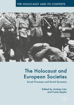The Holocaust and European Societies (eBook, PDF)