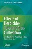 Effects of Herbicide-Tolerant Crop Cultivation (eBook, PDF)