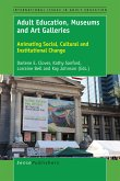 Adult Education, Museums and Art Galleries (eBook, PDF)