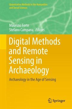 Digital Methods and Remote Sensing in Archaeology (eBook, PDF)