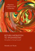 Return Migration to Afghanistan (eBook, PDF)