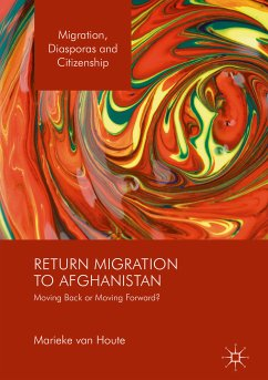 Return Migration to Afghanistan (eBook, PDF) - Houte, Marieke van