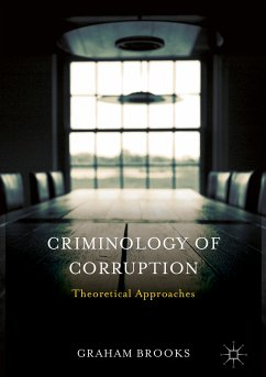 Criminology of Corruption (eBook, PDF) - Brooks, Graham