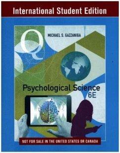 Psychological Science - Gazzaniga, Michael S.; Heatherton, Todd