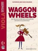 Waggon Wheels: Viola with piano