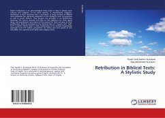 Retribution in Biblical Texts: A Stylistic Study