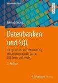 Datenbanken und SQL (eBook, ePUB)