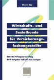 Wirtschafts- und Sozialkunde für Versicherungsfachangestellte (eBook, PDF)