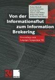 Von der Informationsflut zum Information Brokering (eBook, PDF)