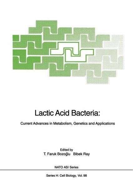 Lactic Acid Bacteria (eBook, PDF)
