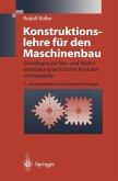 Konstruktionslehre für den Maschinenbau (eBook, PDF)