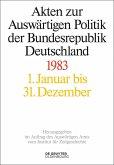 Akten zur Auswärtigen Politik der Bundesrepublik Deutschland 1983 (eBook, ePUB)