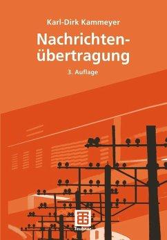 Nachrichtenübertragung (eBook, PDF) - Kammeyer, Karl-Dirk
