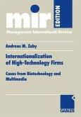 Internationalization of High-Technology Firms (eBook, PDF)