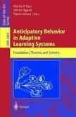 Anticipatory Behavior in Adaptive Learning Systems (eBook, PDF)