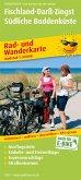 PublicPress Rad- und Wanderkarte Fischland-Darß-Zingst, Südliche Boddenküste