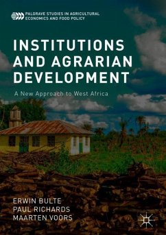 Institutions and Agrarian Development