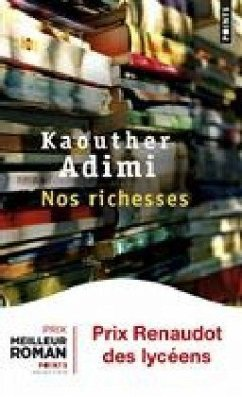 Nos richesses - Adimi, Kaouther