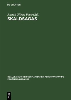 Skaldsagas (eBook, PDF)
