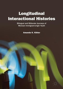 Longitudinal Interactional Histories - Kibler, Amanda K.