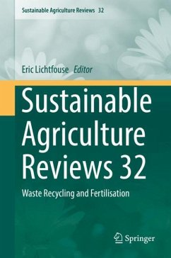 Sustainable Agriculture Reviews 32