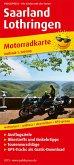 PublicPress Motorradkarte Saarland - Lothringen