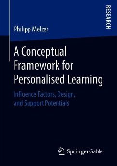 A Conceptual Framework for Personalised Learning