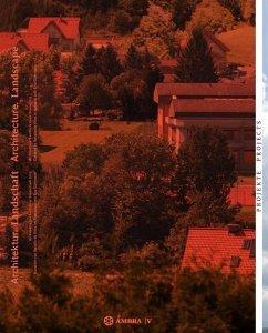 Architektur. Landschaft / Architecture. Landscape (eBook, PDF)