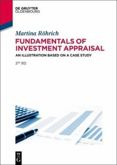 Fundamentals of Investment Appraisal (eBook, PDF) - Röhrich, Martina