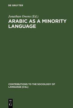 Arabic as a Minority Language (eBook, PDF)