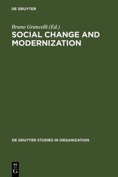 Social Change and Modernization (eBook, PDF)