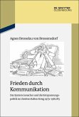 Frieden durch Kommunikation (eBook, PDF)