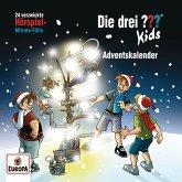 Die drei ??? Kids - Adventskalender Relaunch, 2 Audio-CDs