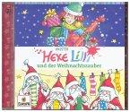 Hexe Lilli - und der Weihnachtszauber, 1 Audio-CD